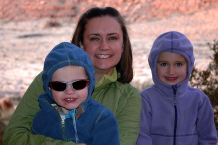 Me and Kids in St George