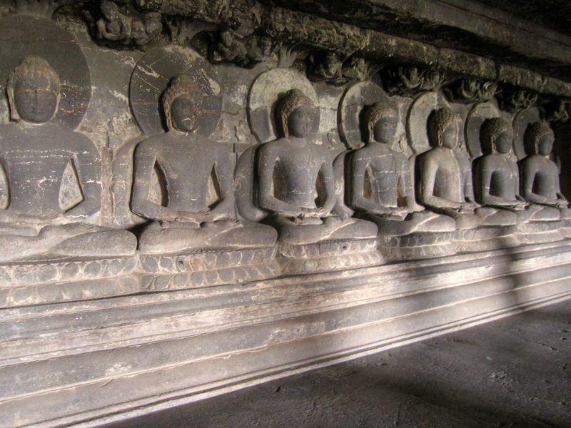 Buddhist cave-7 teachers